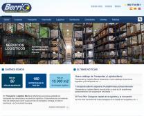 Web transports i logistica berrio