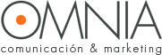 Logo Omnia Comunicación