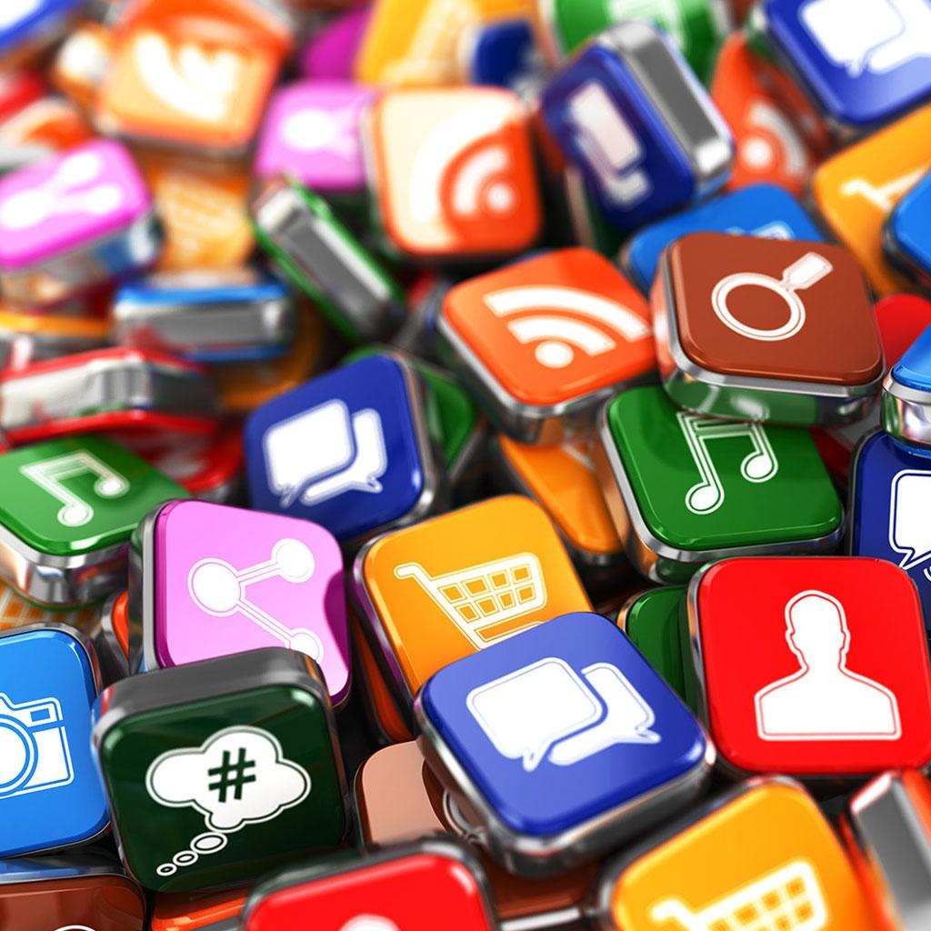 Primer estudio de la actividad de las marcas en los medios sociales