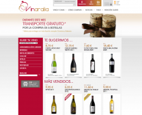 ecommerce vinos