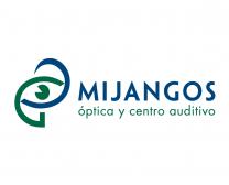 Diseño logotipo Optica Mijangos