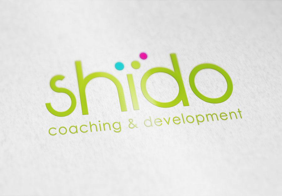 Diseño logo Shido