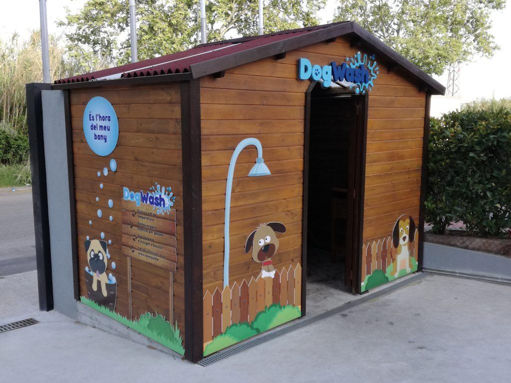 Dogwash caseta lateral