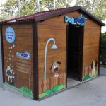 Dogwash caseta lateral