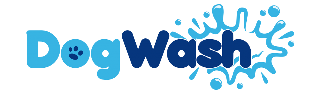 dog wash logotipo