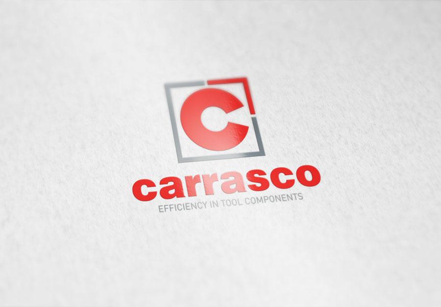Diseño logo Carrasco