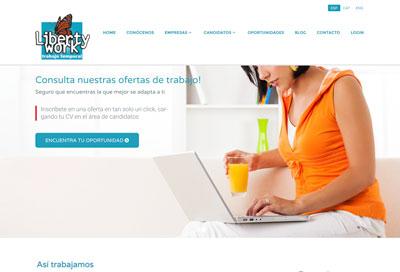 Diseño web empleo