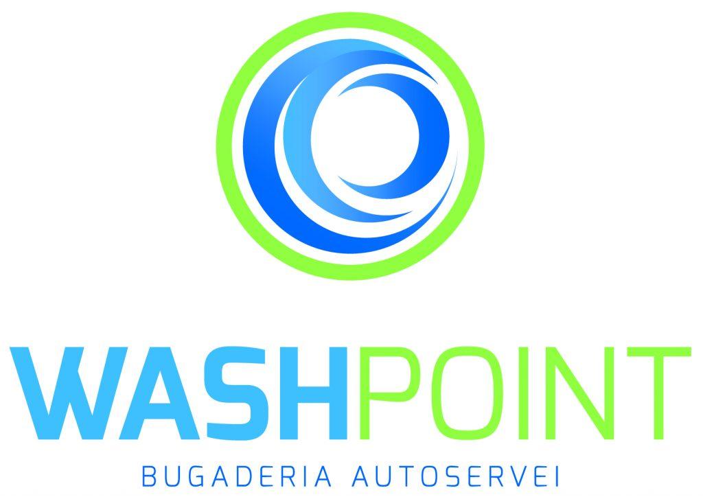 Logo WashPoint 01 1 1024x727 - Identidad Gráfica WashPoint