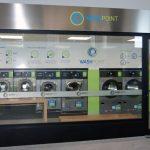 Diseño interior lavandería