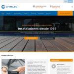 Diseño web miniatura Crielec