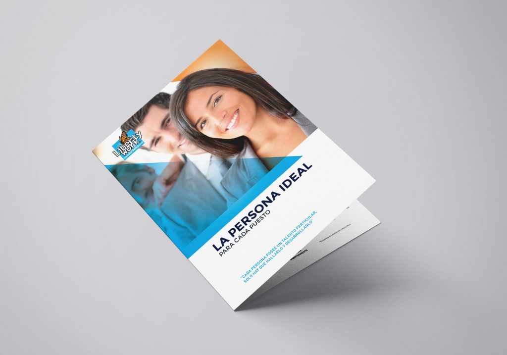 Diseño catálogo portada