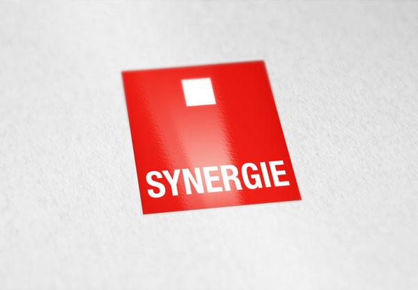 Logotipo Synergie