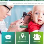 Audioprotesistas diseño web