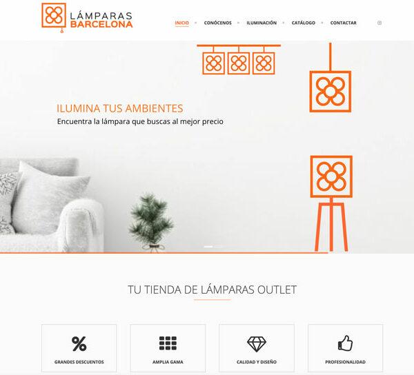 Desarrollo página web establecimiento